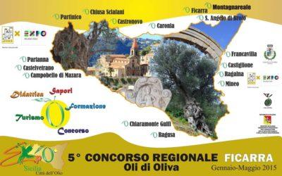 """Ficarra – """"Expo Sicilia città dell'olio"""", i vincitori del 5° concorso regionale"""